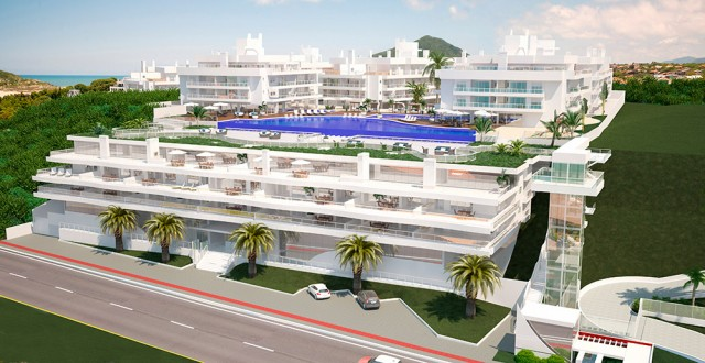 Apartamento 3 suítes - Mirante Home Club