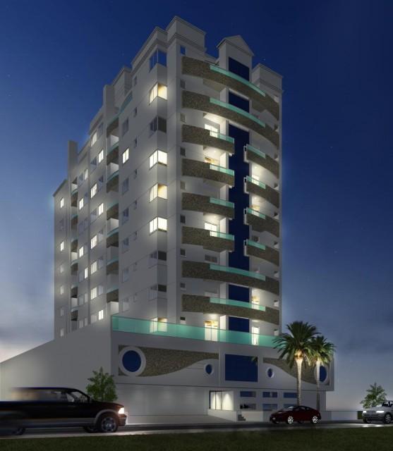 Apartamento 3 dormitórios (1 suíte e closet), Neoclassic Residence, Ref.2448