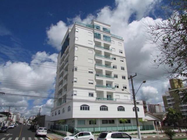Cobertura duplex, 3 dormitórios (1 suíte), Residencial Palazzo, Ref. 2579