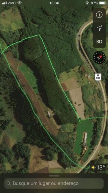 Terreno 17.5 hectares, Ref. 2611