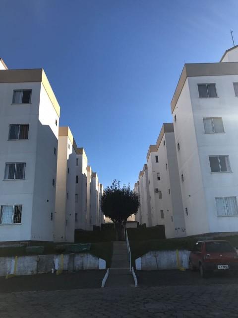 Apartamento 2 dormitórios, Residencial Serra Catarinense - Ref. 2619
