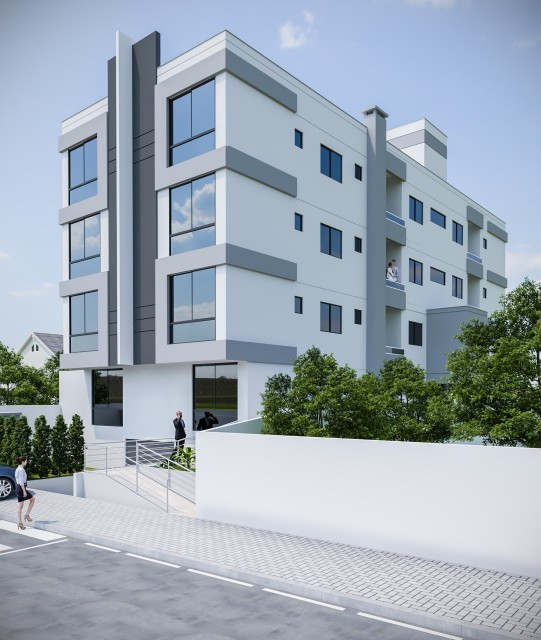 Apartamento 2 dormitórios, Residencial Baruc, Ref. 2637