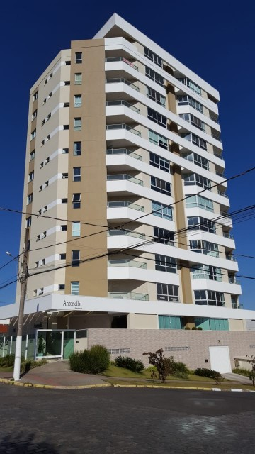 Cobertura Duplex 3 suítes(3 vagas), Residencial Antonella, Ref. 2734