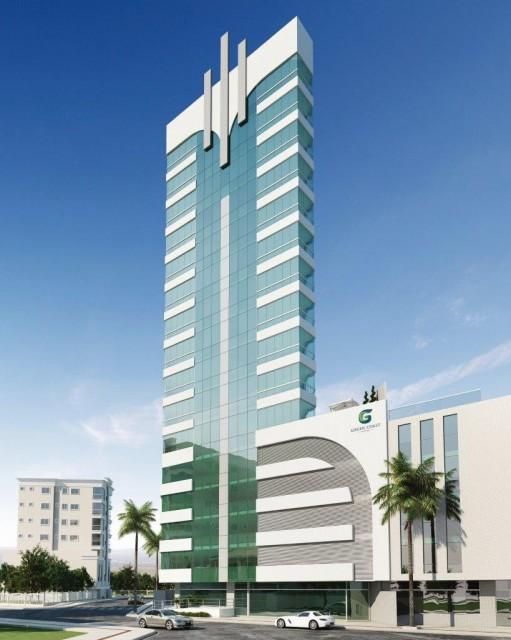 Apartamento 4 suítes, Residencial Green Coast, Ref. 2756
