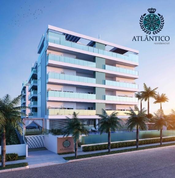 Apartamento 2 e 3 dormitórios, Residencial Atlântico, Ref. 2774
