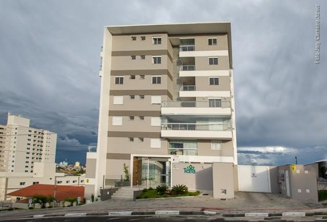 Apartamento 2 dormitórios(1 suíte) Residencial Terra