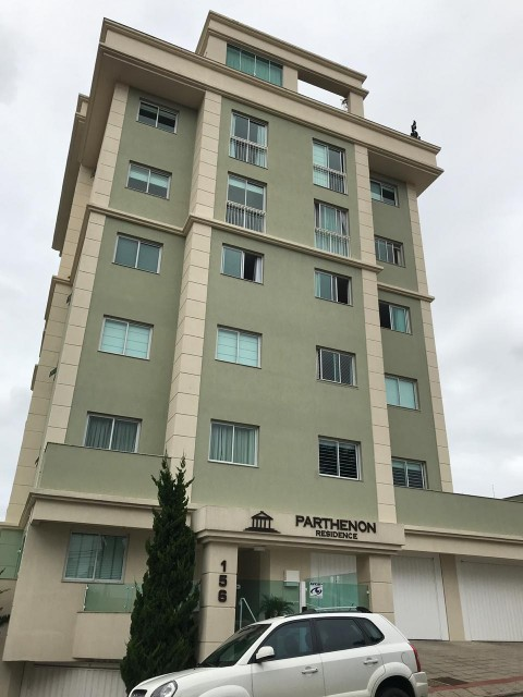 Apartamento 2 dormitórios(1 suíte) Residencial Parthenon