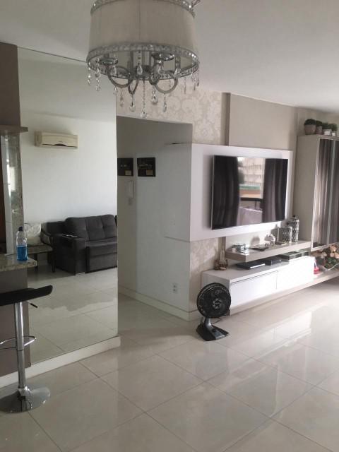Apartamento 3 dormitórios(1 suíte) Residencial Miami