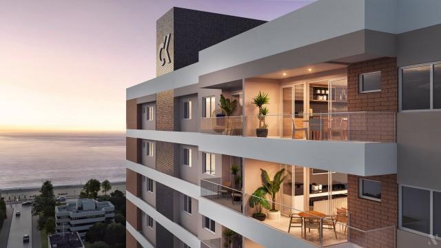 Apartamento 2 dormitórios - Smart Navegantes