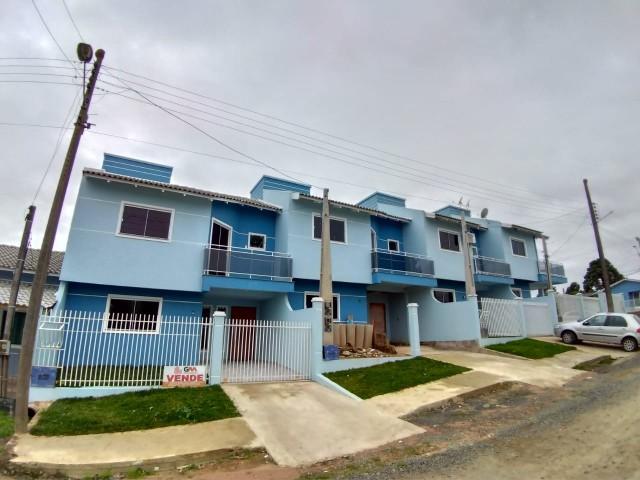 Sobrado 3 dormitórios(1 vaga)Guarujá, Lages(SC)