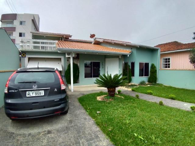 Casa 3 dormitórios(1 suíte) 4 vagas, Sagrado, Lages(SC)
