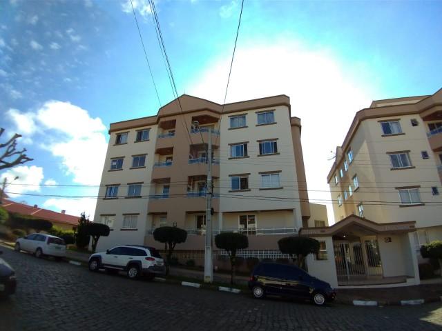 Apartamento de 3 dormitórios (1) suíte - Residencial Madrid