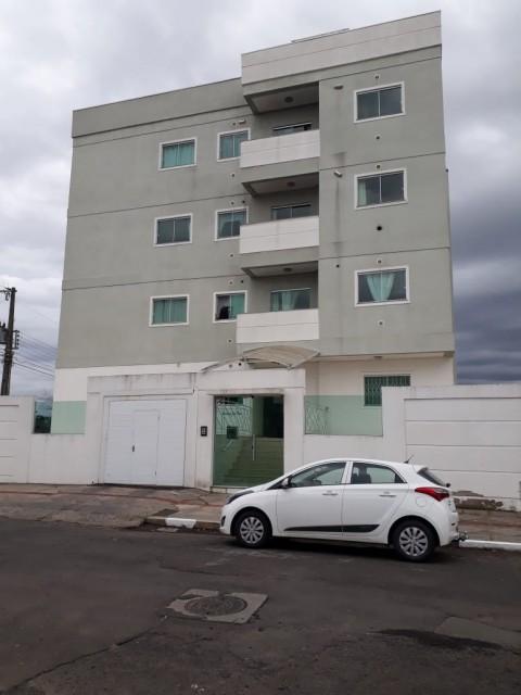 Apartamento Com Terraço 2 dormitórios (Suíte) - Residencial Dom Thiago