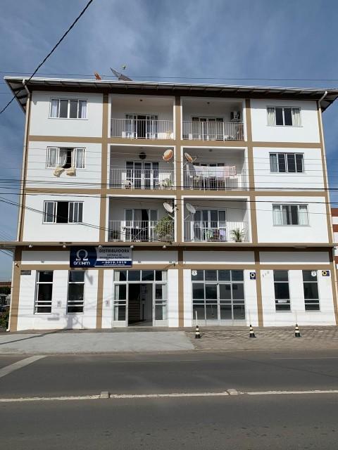 Apartamento com 04 dormitórios sendo 02 suítes - Edifício Meimberg