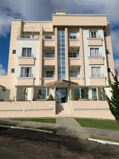 Apartamento Semi mobiliado, terraço 02 Dormitórios Sendo 01 Suíte, Edifício Independência