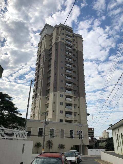 Apartamento com 1 Dormitório + 1 Suíte, 1 vaga de garagem, vista para o mar - Parque dos Oliveiras