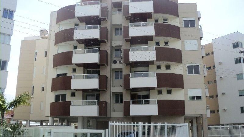 Apartamento Mobiliado  1 Dormitório + 1 Suíte, 02 Vagas de Garagem - Edifício Palmas do Arvoredo