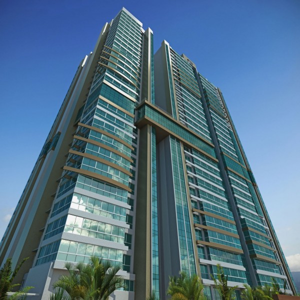 Apartamento 03 Suítes, 03 Vagas de Garagem - Marina Beach Tower